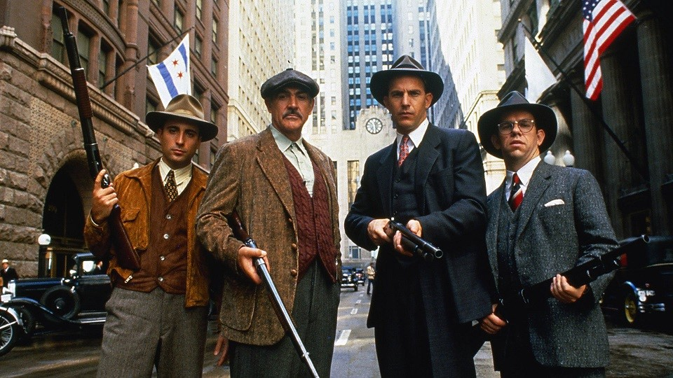 m the untouchables original